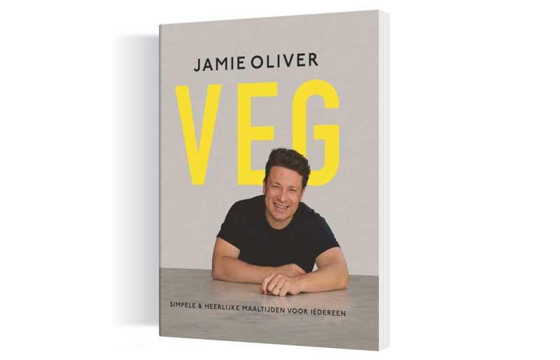 Nieuwste kookboek Jamie Oliver