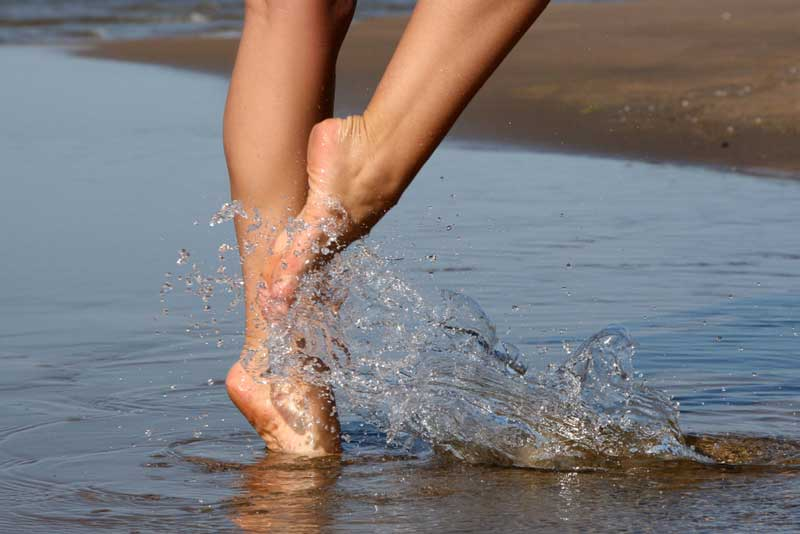 Hoe gezond is zee en strand?