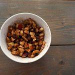 Vloeibare appeltaart maken met kwark