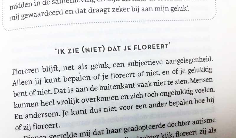 Floreren, betekenisvol zijn voor jezelf en anderen