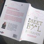 Hoe je kunt afvallen zonder dieet, boek van diëtist Vivian Janssens