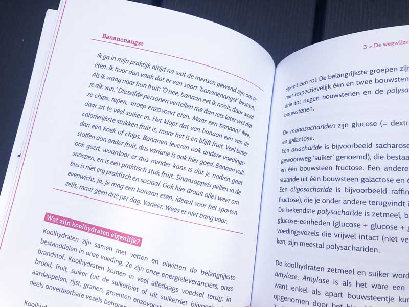 Praktisch boek over het maken van gezonde voedingskeuzes