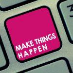 Doen, is de sleutel om denken en voelen te verenigen!