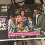 Goede receptenkalender voor 2020
