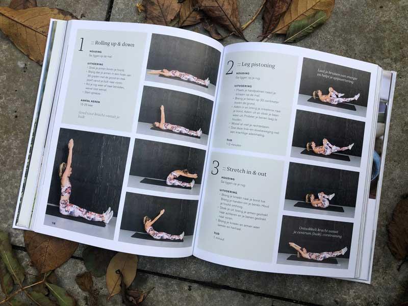 Boek met tips voor bewegen, mindset en voeding. Met recepten en veel voorbeelden!