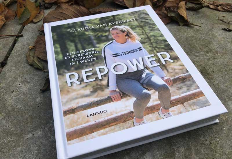 Boekreview Repower, een gezond en stressvrij lichaam in 7 weken