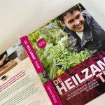 De Heilzame Tuin, boek over natuurlijke geneesmiddelen