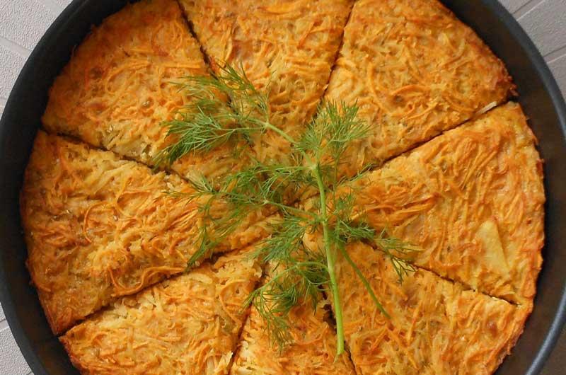 Tortilla taart recept