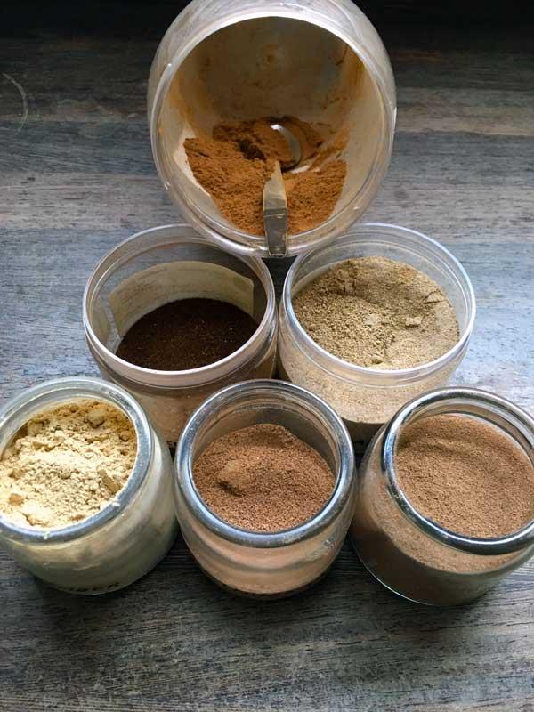Recept, zelf gehaktkruiden maken