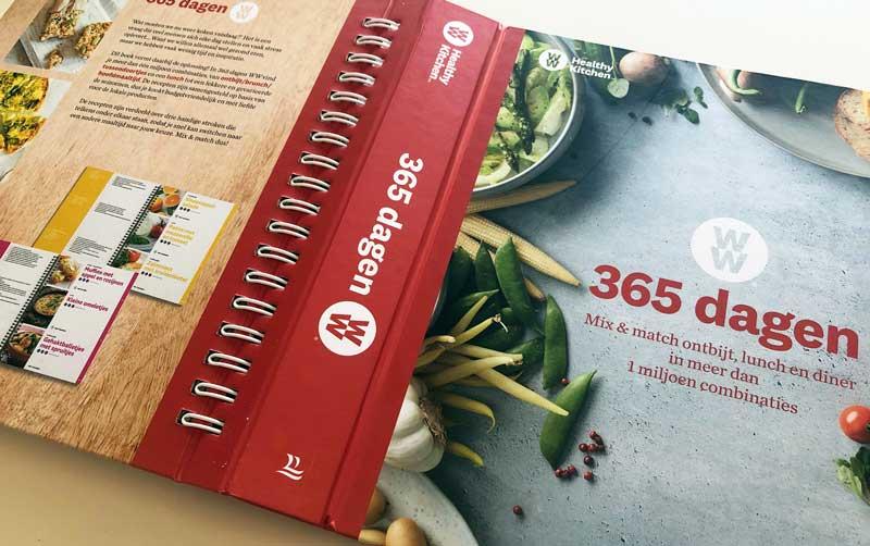 365 dagen kookboek Weigt Watchers (WW)