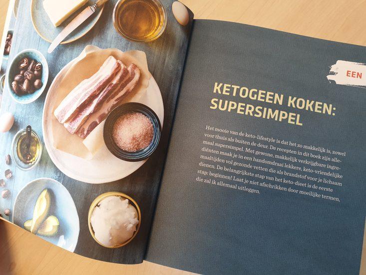 Boek Jen Fisch over keto kooken (koolhydraatarm koken)