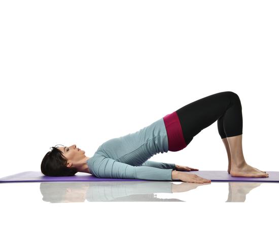 Eenvoudige oefening om je rugspieren te trainen