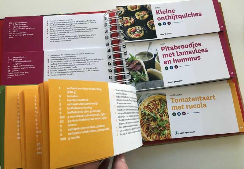 Kookboek Weight Watchers 365 dagen