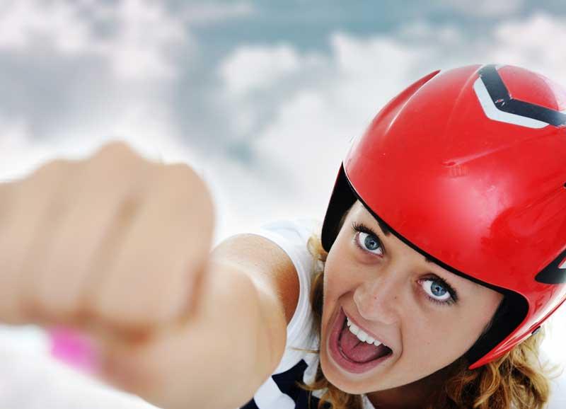 Verschil tussen positieve en negatieve stress