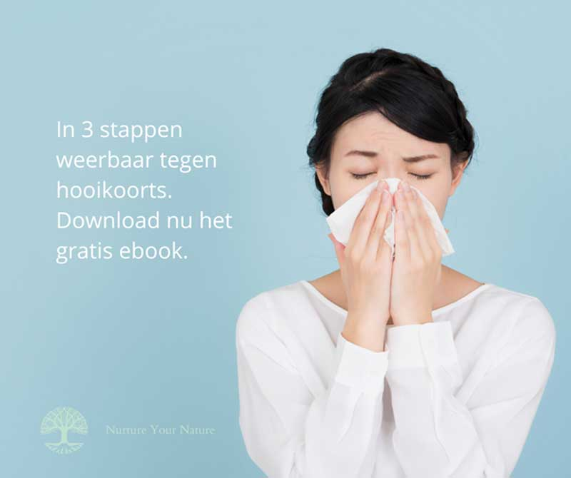 Gratis E-book over hooikoorts