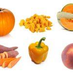 Oranje voeding gezond!