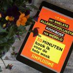 Supermakkelijke snelle recepten kookboek
