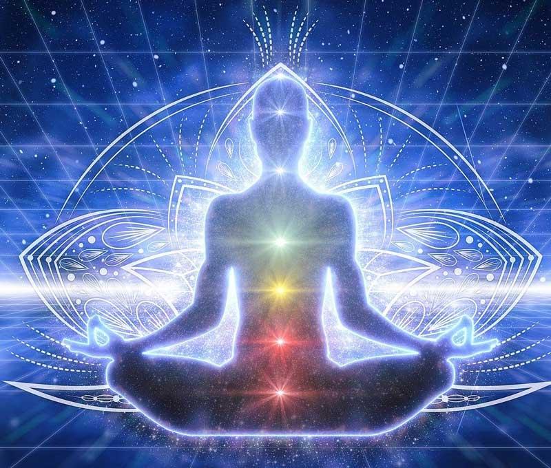 Spirituele kant van yoga
