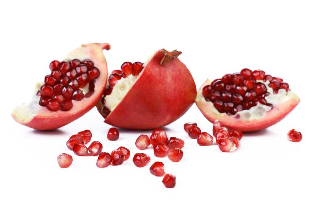 Hoe gezond is een granaatappel?