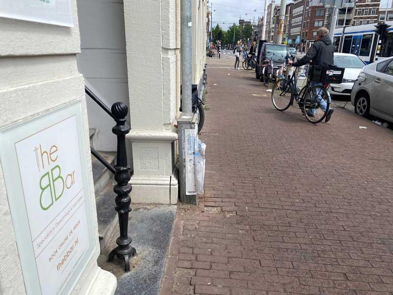 Dermatoloog in Amsterdam bij The B Bar. Zonder verwijsbrief een huidconsult of skincheck.