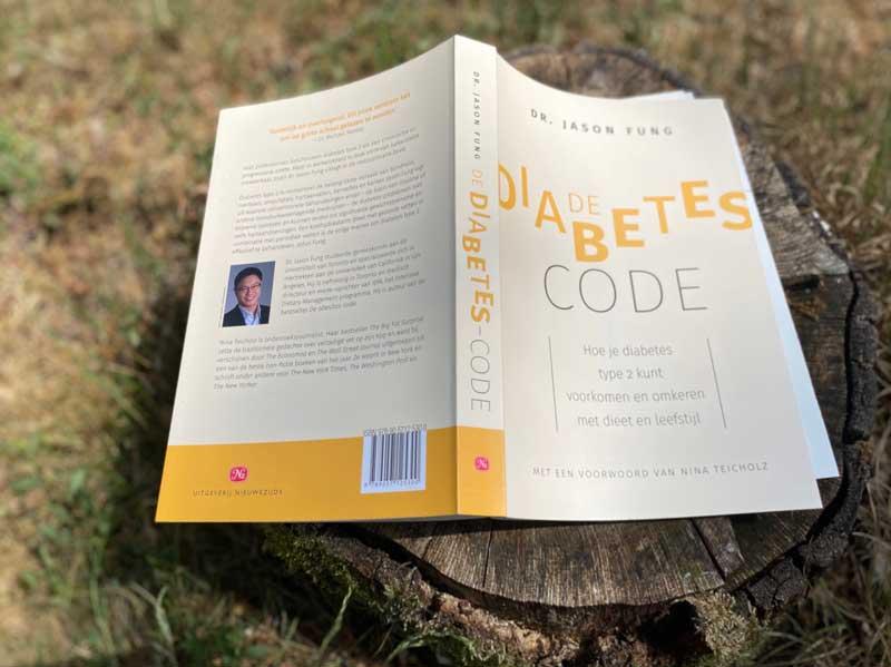 De Diabetes Code, een boek over hoe je diabetes kunt genezen