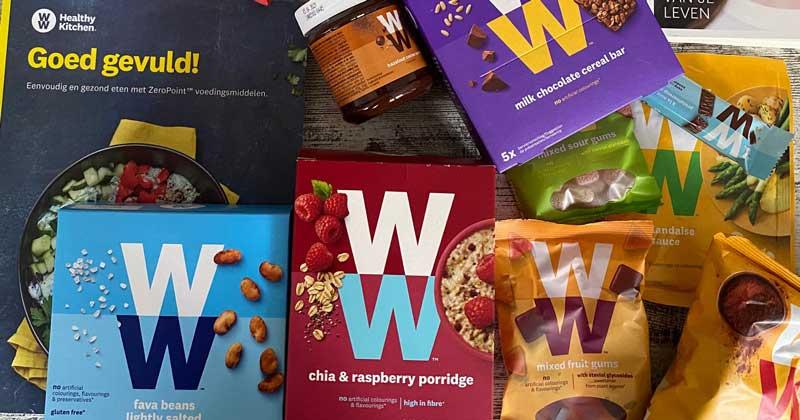 Eten van WW (Weight Watchers vernieuwd)