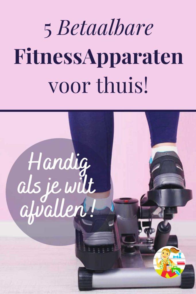 Afvallen? Strakker lijf? Betaalbare fitnessapparaten voor thuis!