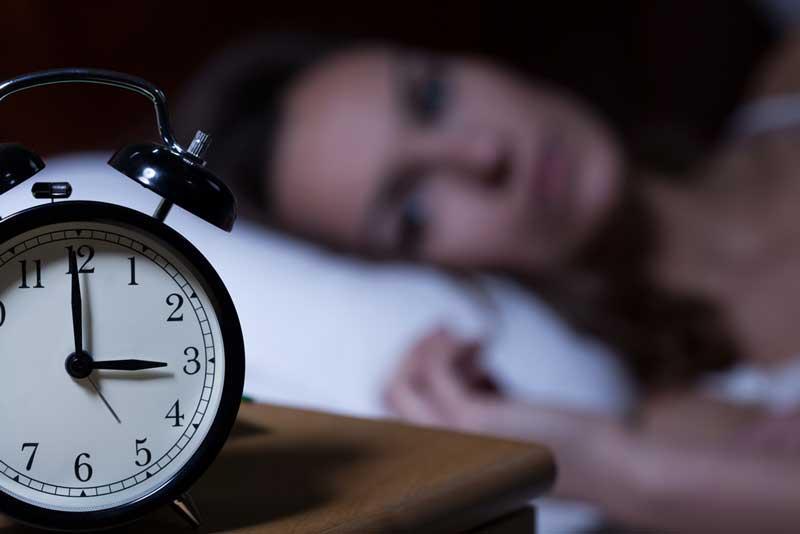 Stress en slaapproblemen
