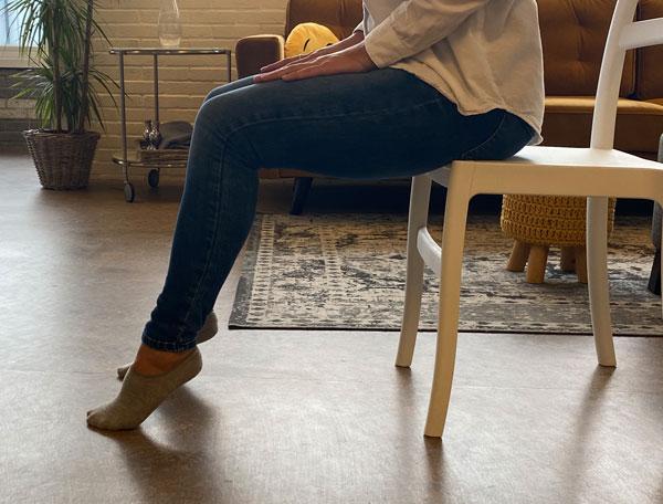 Voetoefeningen voor mensen met pijn aan de voeten, zoals bij hielspoor, reuma, diabetes en fibromyalgie.