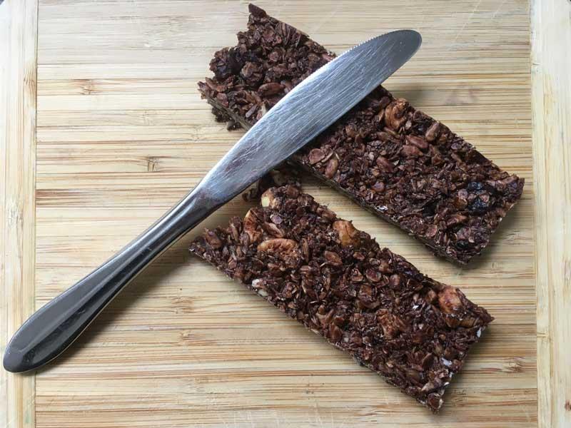 Hoe maak je gezonde chocoladerepen?