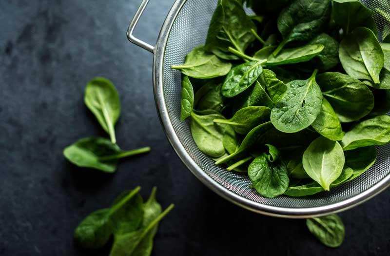 Waarom is spinazie gezond?