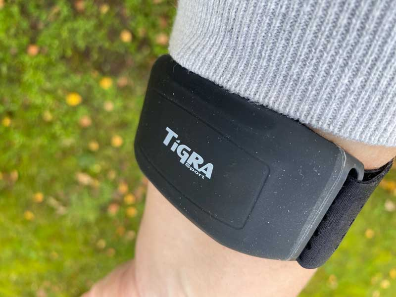 Ervaring bluetooth Fitness Sensor Tigra 3-in-1