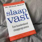 Boek met tips hoe je beter kunt slapen