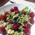 Italiaanse pasta maken met echte pasta en toch minder koolhydraten