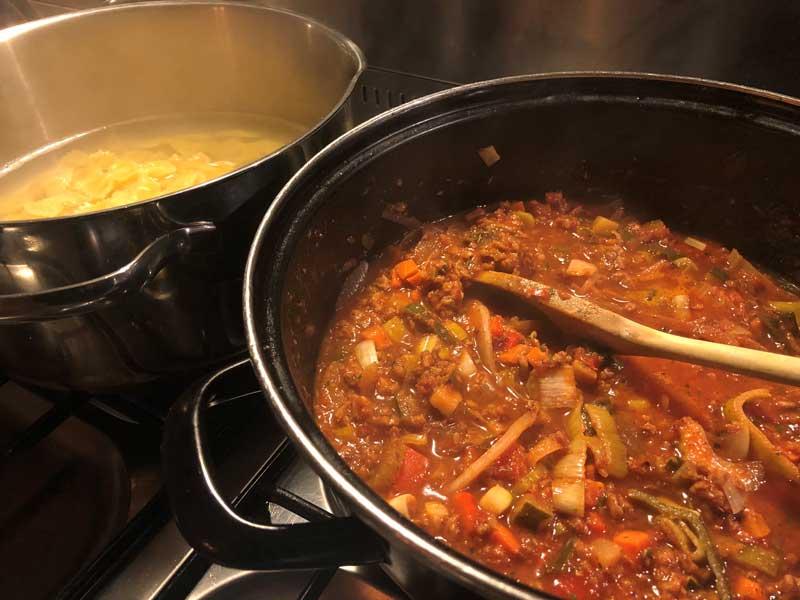 Toch koken met vleesvervangers