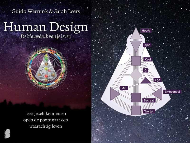 Boek over Human Design