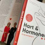 Boek voor vrouwen over de overgang en hartklachten