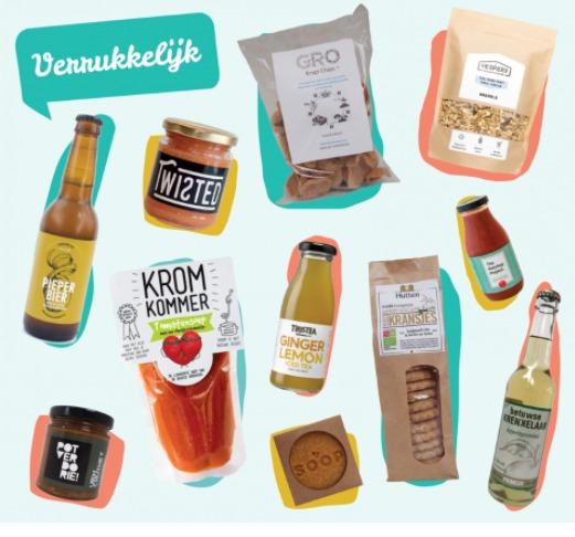 duurzame producten van Stichting DOEN