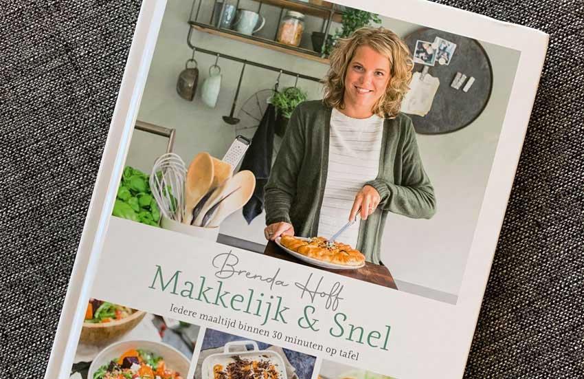 Kookboek van Brenda, Makkelijk & Snel