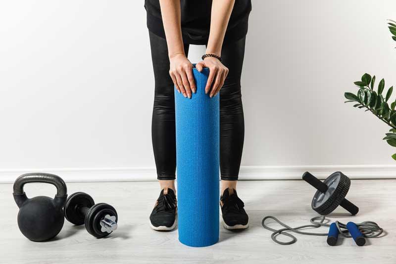 Do's en don'ts voor fitnessoefeningen thuis