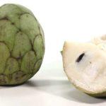Cherimoya, een zoete appel