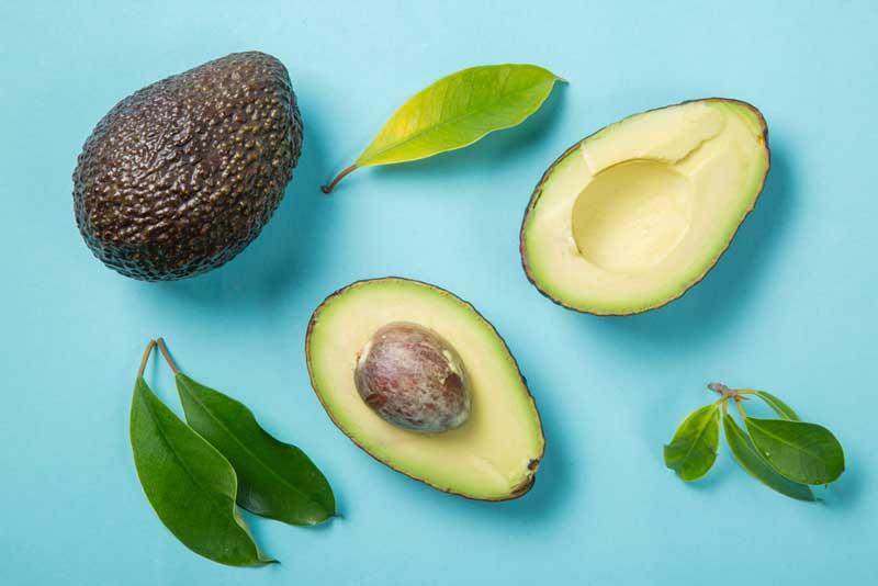 Avocado, goed voor een goede darmwerking en gezonde darmflora