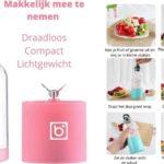 Drinkfles met blender | Onze Top 4!