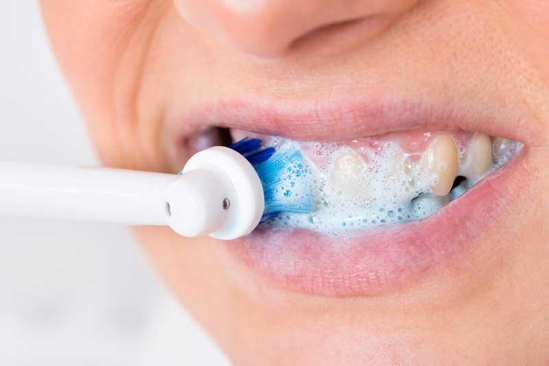 Tanden poetsen voor een goed schoon gebit