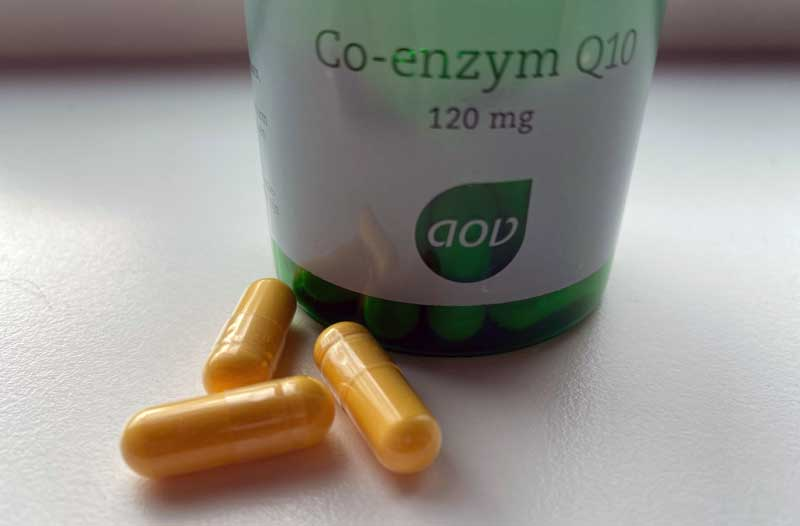 Informatie over co-enzym Q10 en welke supplementen zijn goed?
