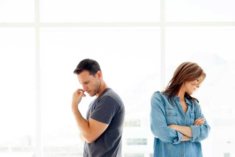 Wat is de oorzaak van jullie relatieproblemen?