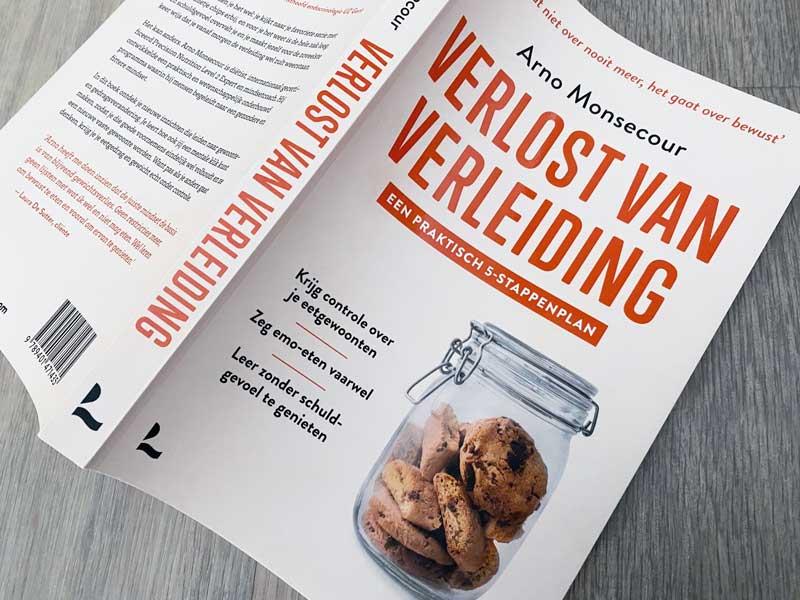 Boek: Verleiding weerstaan van ongezonde voeding