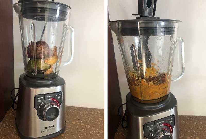 Zoete aardappel spread zelf maken