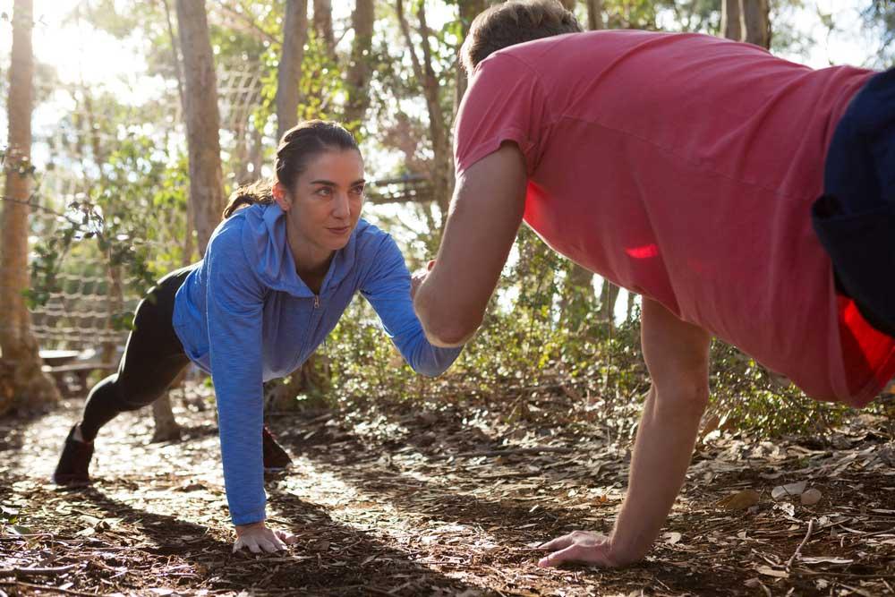 Afvallen met een personal trainer succesvoller?