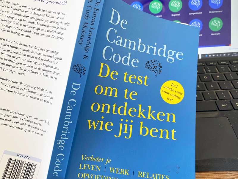 De Cambridge Code: Test om jezelf beter te leren begrijpen